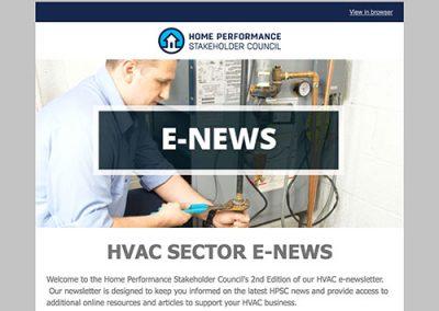 HVAC E-Newsletter – September 2016