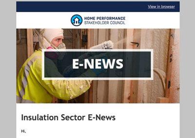Insulation E-Newsletter – September 2016