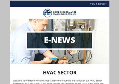 HVAC E-Newsletter – December 2016