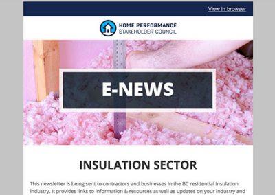 Insulation E-Newsletter – November 2016