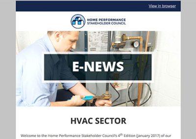 HVAC E-Newsletter – January 2017