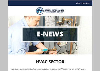 HVAC E-Newsletter – August 2017