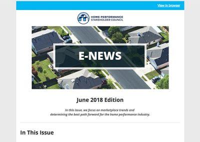 General E-Newsletter – June 2018