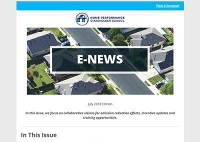 General E-Newsletter – July 2018