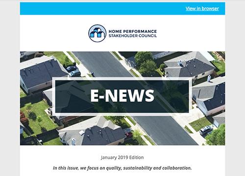 General E-Newsletter – Dec 2018