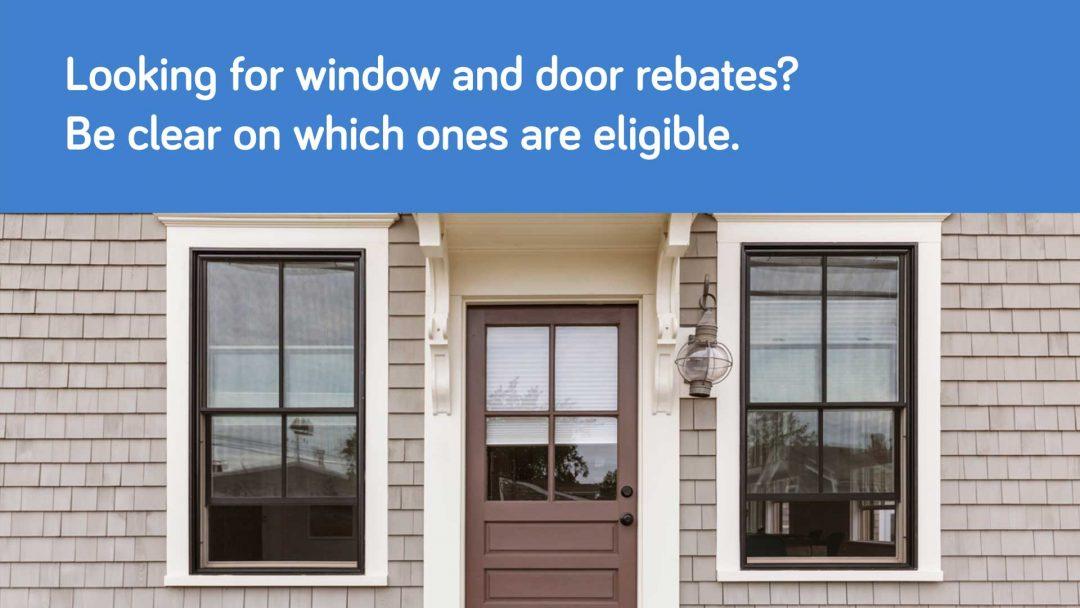 Home Renovation Rebate Program and CleanBC Home Efficiency Rebate Updates
